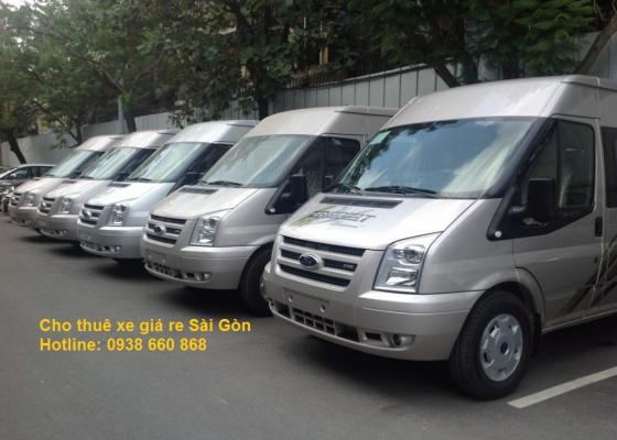 Thuê xe 4-7-16-29-45 chỗ đi city tour