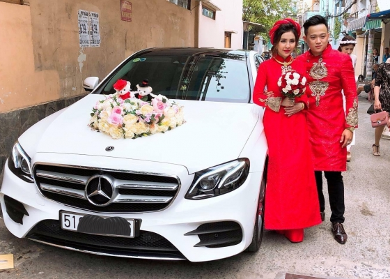 Dịch vụ cho thuê xe cưới chuyên nghiệp