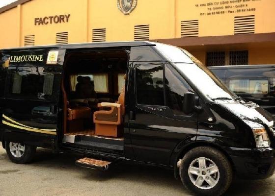 Dịch vụ cho thuê xe Limousine chất lượng